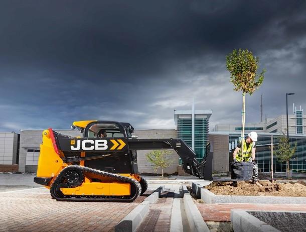 Mehr als 10 Neuheiten von JCB auf dem europäischen Markt