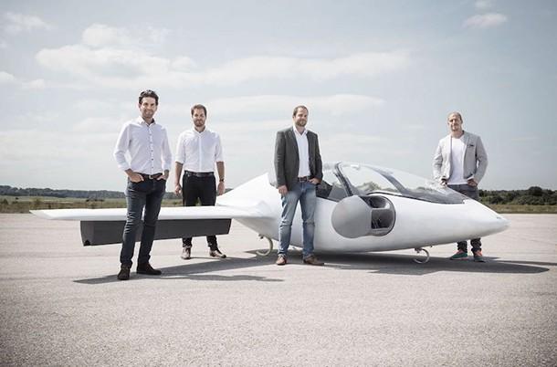 Bientôt des taxis volants conçus par un grand designer automobile ?