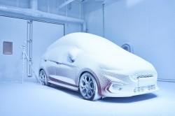 Een uniek testcentrum: Ford simuleert extreme weersomstandigheden