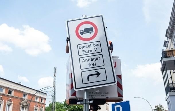 Diesel vehicles soon banned in German cities ?