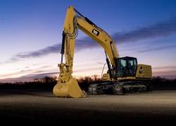 CAT: eine neue Generation der 36-Tonnen Bagger