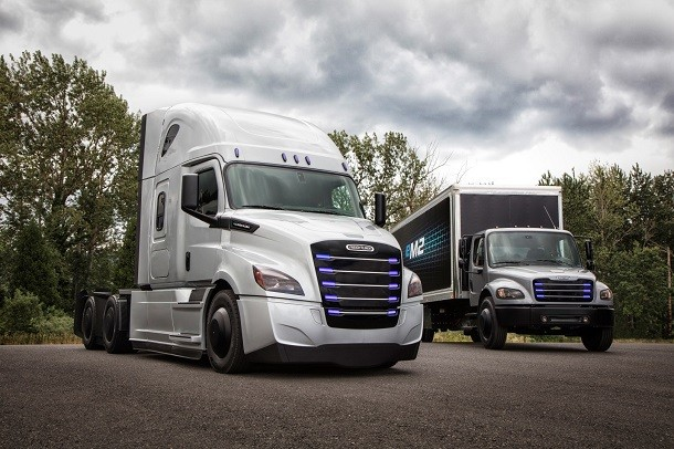 Daimler Trucks bets on electric trucks with the E-Mobility Group creation