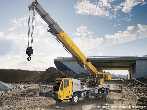 Manitowoc Crane Days 2018: the manufacturer showcases their new cranes