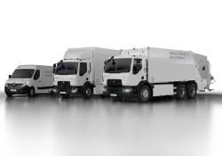 Renault Trucks to develop new electric truck range