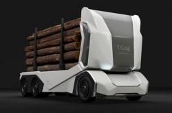 T-Log : the future logging truck ?
