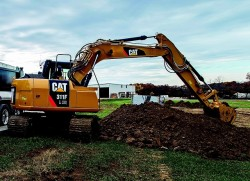 Terrassier: un métier à la base de tout chantier de construction