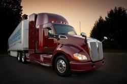 Toyota dévoile son 2ème prototype de camion à hydrogène