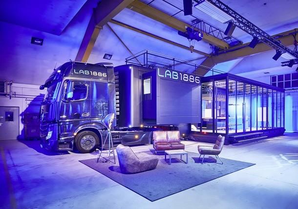 Daimler lance le Lab1886 Design Challenge
