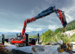 Palfinger launches first crawler crane