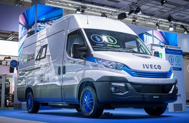 Iveco präsentiert den Daily Limited Edition