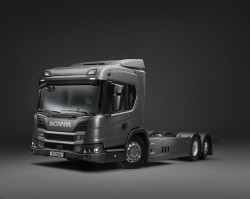 Scania lance deux nouveaux camions hybrides