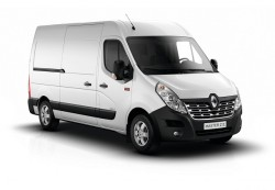 Renault Master ZE, the new van 100% electric