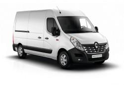Renault Master ZE, the new van 100% electric
