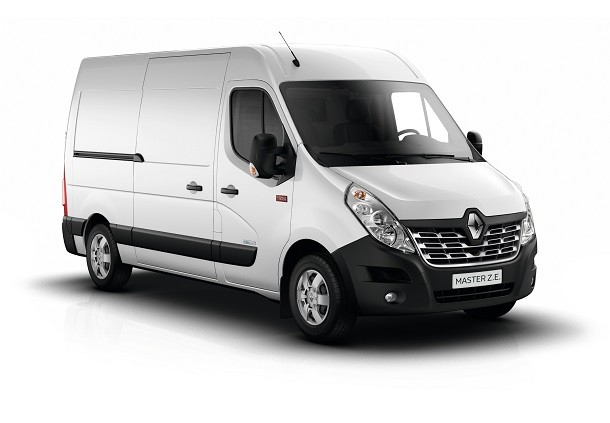 Renault Master ZE, el nuevo furgón 100% eléctrico