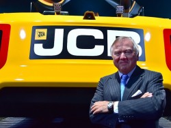 Bilan positif pour JCB : des ventes record en 2017