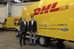Des fourgons de livraison électriques pour la poste allemande