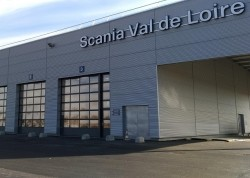 Scania France ouvre un nouveau point de service