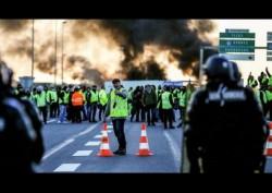 Gilets jaunes et TRM: déjà 400 millions d'euros de pertes