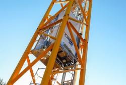 Cab-IN, winda dla operatorow dźwigów wewnętrznych dla dźwigów Potain