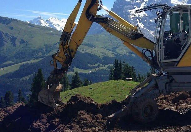 Les chantiers en milieux sensibles: comment préserver l'environnement?