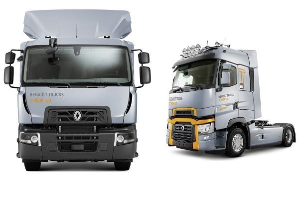 Renault Trucks D en T: nieuwe versies 2019