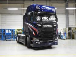 Le 250.000ème Scania a été livré !