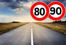 La limitation à 80km/h remise en question?
