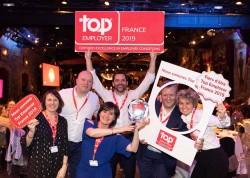 Scania France pour la deuxième fois Top Employer