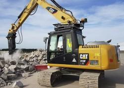 Cat série GC S : de nouveaux marteaux hydrauliques