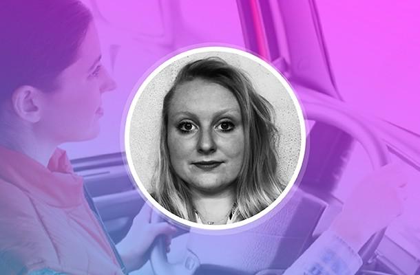 Interview: Cassandra, chauffeur routier