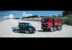 Du nouveau pour MAN Truck & Bus