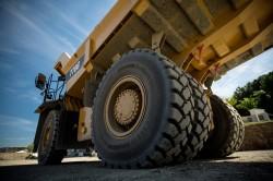 Continental améliore la résistance de ses pneus pour tombereaux