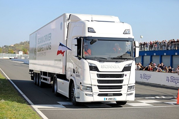 Scania Driver Competitions: la France a son finaliste