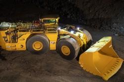 CAT lance une nouvelle chargeuse pour applications souterraines