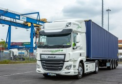 DAF et Contargo remportent le prix Green Truck Logistic Solution 2019