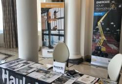 Les dernières innovations de Haulotte présentées en Espagne
