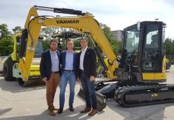 Ammann et Yanmar: la fin d'une alliance