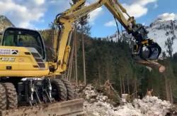El nuevo servicio de MB Crusher dedicado a las obras difíciles