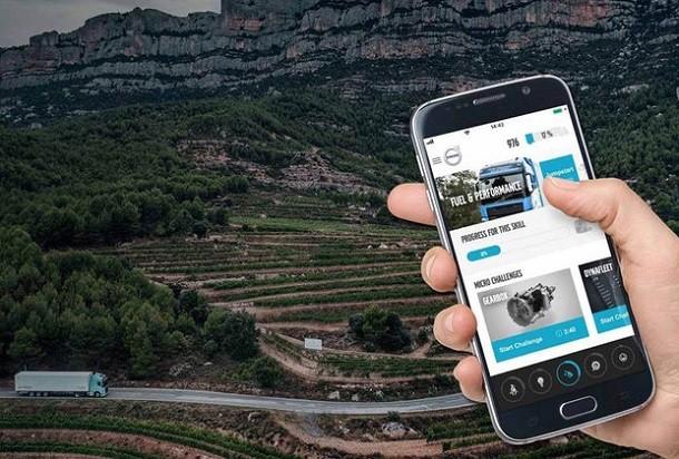 Volvo Truck Start: une application pour mieux connaître les modèles FM et FH
