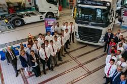 Volvo Trucks mise sur les centres de formation