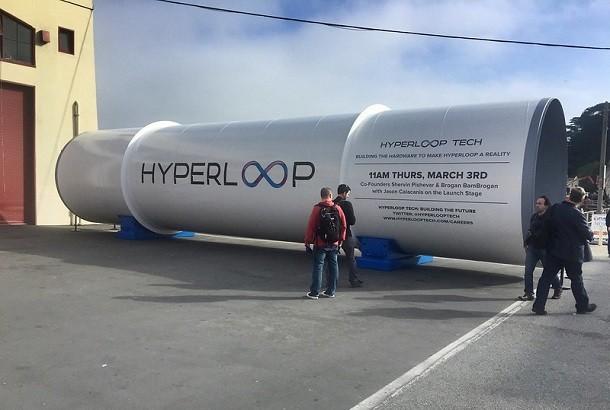 Qu'est-ce que l'Hyperloop?