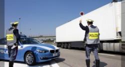 Padova: fermato autista ubriaco con patente scaduta e tempi di guida sforati