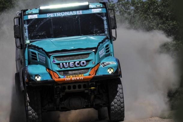 Dakar 2020: en plein désert saoudien