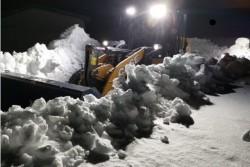 Des chargeuses CASE dans le cercle polaire arctique