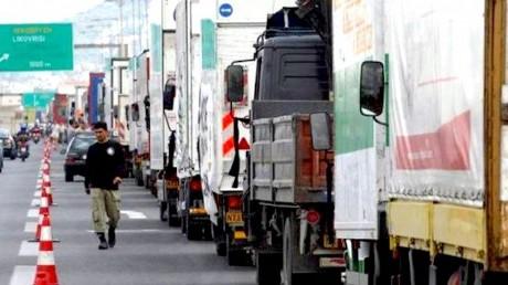 Protesta autotrasporto contro caro-navi: blocchi a Catania, presidi a Palermo e Termini Imerese