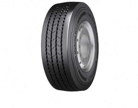 Continental lancia nuovo pneumatico per rimorchio con marchiatura invernale