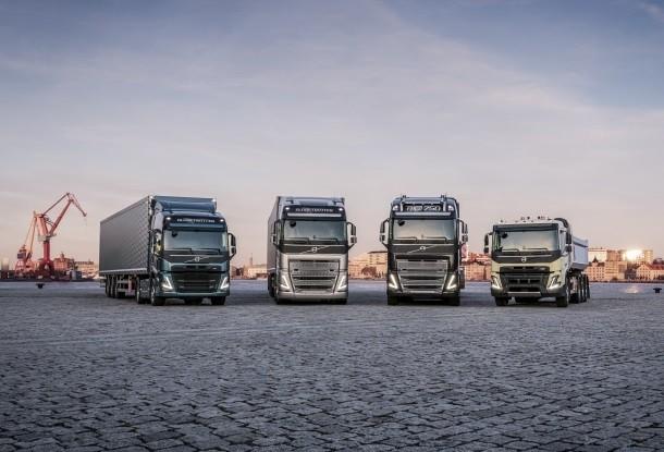 Volvo présente sa nouvelle génération de poids lourds: les nouveaux FH, FH16, FM et FMX!