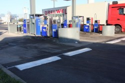 Fleet Diag 24: automated tyre diagnosis at services stations