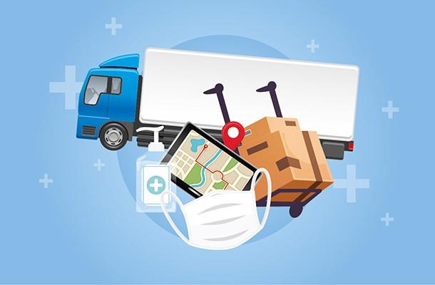 Un guide des bonnes pratiques sanitaires pour le TRM et la logistique