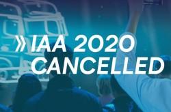 L'IAA 2020 est annulé